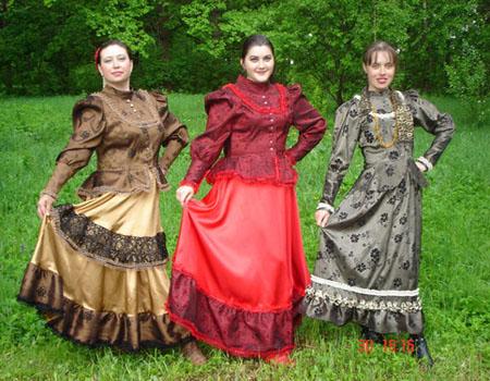 Русские народные